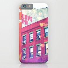 NYC Love Slim Case iPhone 6s