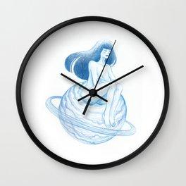 Órbita Wall Clock
