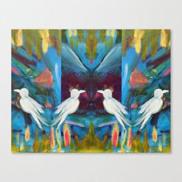 Danesi Canvas Print