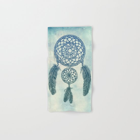 Double Dream Catcher Hand & Bath Towel