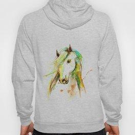 WATERCOLOR HORSE Hoody