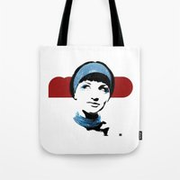 mod Tote Bags featuring MOD by Matt Irving