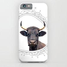 Yellow Horns iPhone 6s Slim Case
