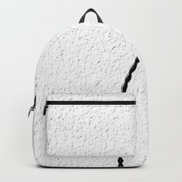 Wall and wire Backpack