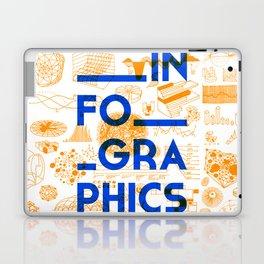 INFOGRAPHICS Laptop & iPad Skin