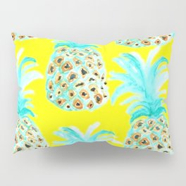 Pineapple City Pillow Sham