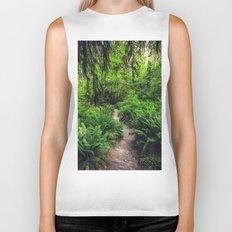 Rainforest Trail Biker Tank