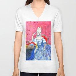 Marie Antoinette Unisex V-Neck