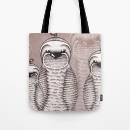 Quails II Tote Bag