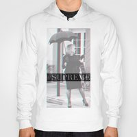 jessica lange Hoodies featuring Jessica Lange Fiona Goode Supreme by NameGame