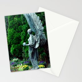 Garden Angel Stationery Cards