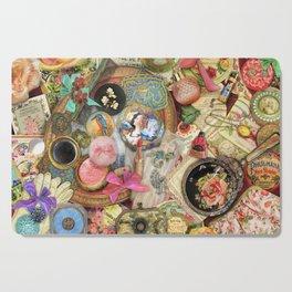 Vintage Vanity Cutting Board