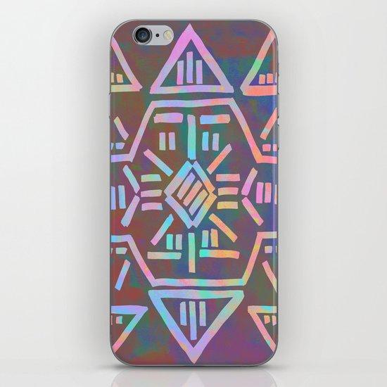 Moonrise - Opal iPhone & iPod Skin