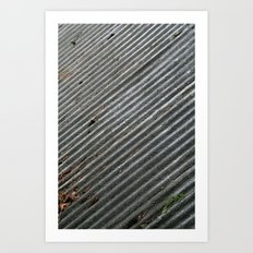 Abandoned Shed Art Print