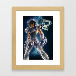 Suikyo de Copa (Crateris) Framed Art Print