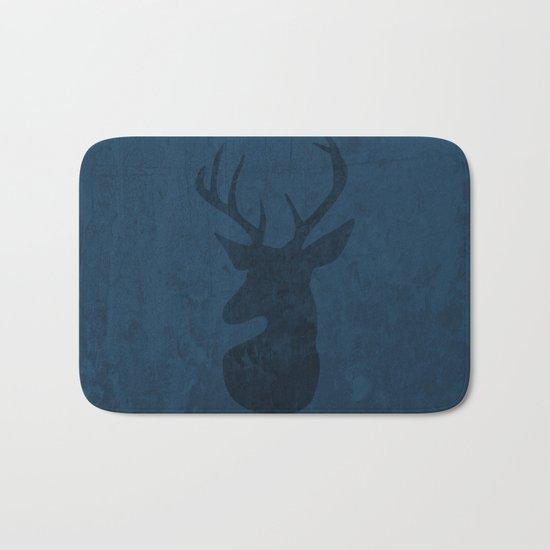 Blue Deer Design Bath Mat