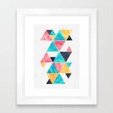 Equipoise Framed Art Print