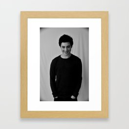 Elijah Framed Art Print