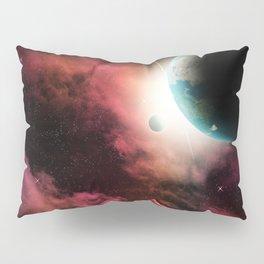 Intergalactic Planitary Pillow Sham