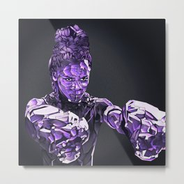 Shuri, Black Panther Fan Art Metal Print