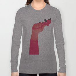whatareyou talkinabout? Long Sleeve T-shirt