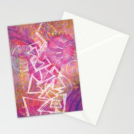 SHELA by Jennifer Bukovec Stationery Cards