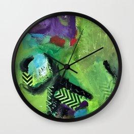 Life's A Song Wall Clock