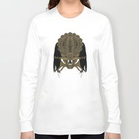 predator Long Sleeve T-shirts featuring Predator by Nathan Owens