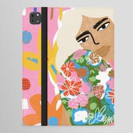 Living in Chaos iPad Folio Case