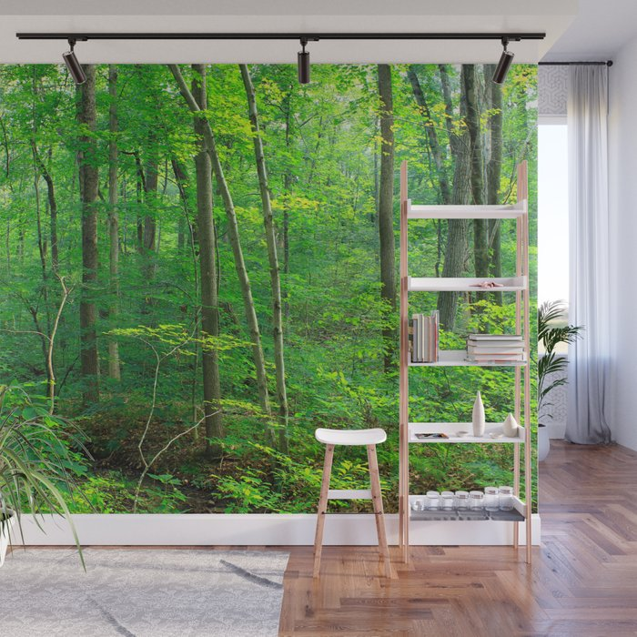 Forest 7 Wall Mural