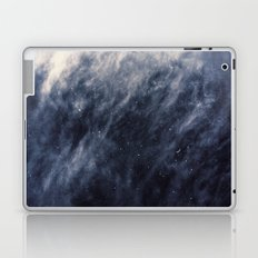 Blue Clouds, Blue Moon Laptop & iPad Skin