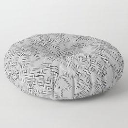 Crossover Floor Pillow