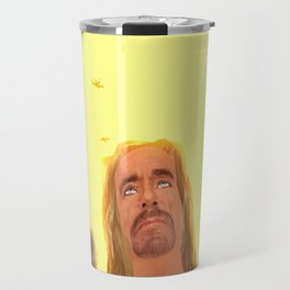 Falling from the skies Travel Mug
