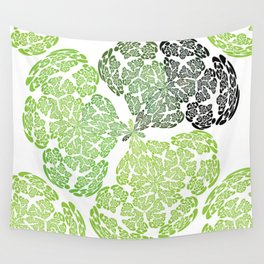 Brainforest Canopy Wall Tapestry