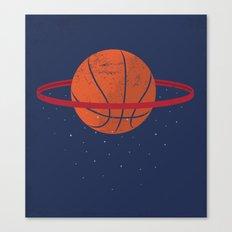 Spaceball Canvas Print