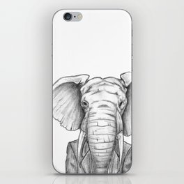 Elephant Man iPhone Skin