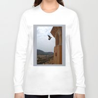 wings Long Sleeve T-shirts featuring Wings by Nyay Bhushan