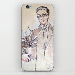 Crowley iPhone Skin