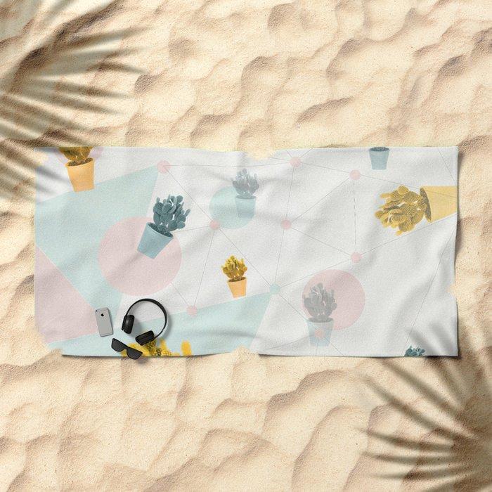Flying High Beach Towel