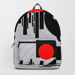 Optical Red Backpack