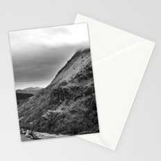 Mount Snowdon, Snowdonia, Wales. Stationery Cards