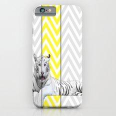 Chevron Tiger iPhone 6s Slim Case