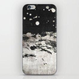 Dark Titanium iPhone Skin