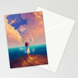 T h o u g h t s Stationery Cards