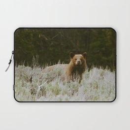 Bush Bear Laptop Sleeve