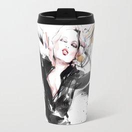 Fashion Painting #2 Travel Mug