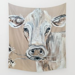 """""""Marge""""  the Cow Wall Tapestry"""