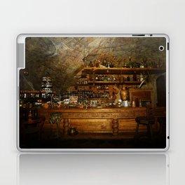 Riga Black Balsam Bar in Riga Latvia Laptop & iPad Skin