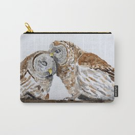 Owl always love you. Carry-All Pouch