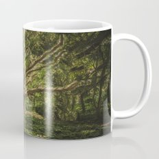 Spirits inside the wood Mug